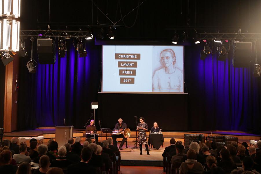 Bild 5 | Matinee und Verleihung Christine Lavant Preis 2017