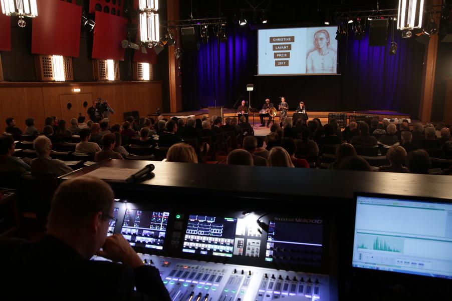 Bild 14 | Matinee und Verleihung Christine Lavant Preis 2017