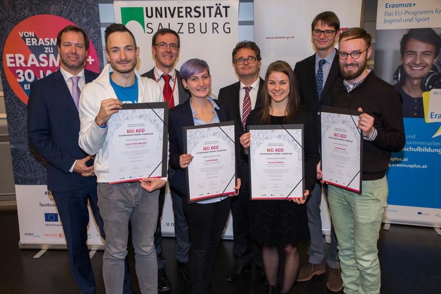 Bild 1 | OeAD | Erasmus+ Hochschultagung 2017