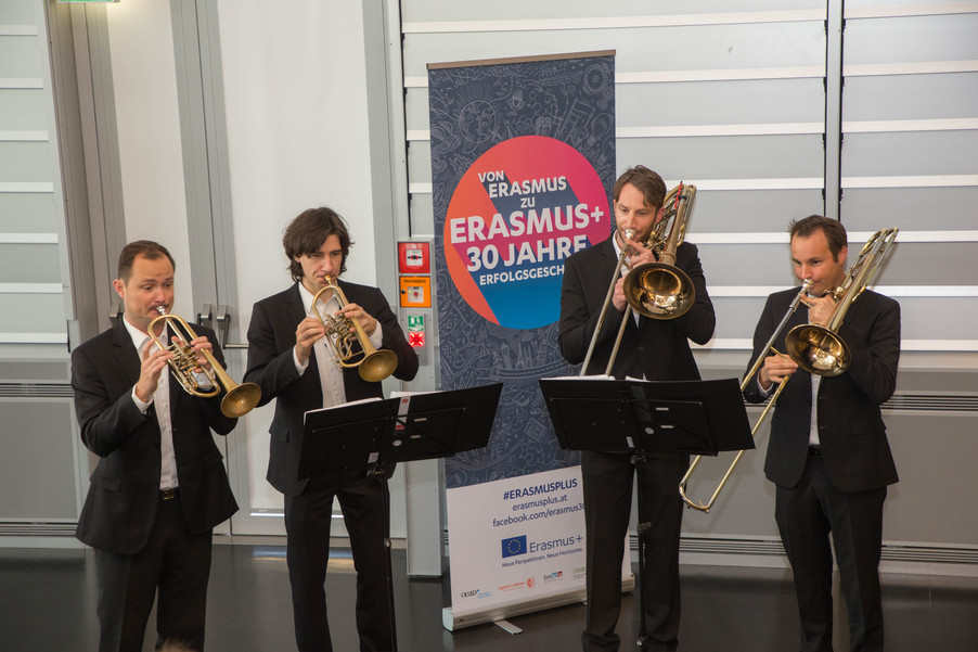 Bild 6 | OeAD | Erasmus+ Hochschultagung 2017