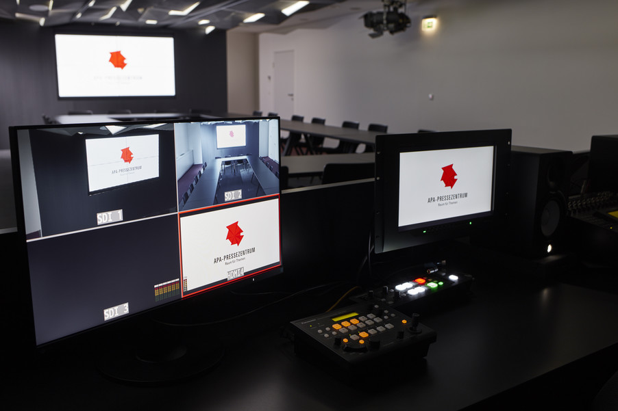 Bild 73 | Eröffnung APA-Pressezentrum