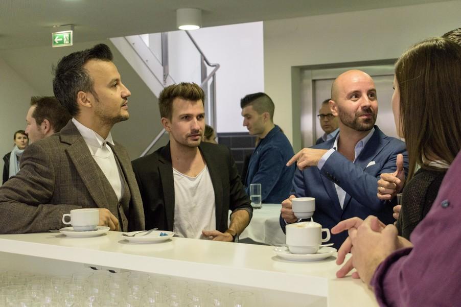 Bild 43 | Eröffnung APA-Pressezentrum