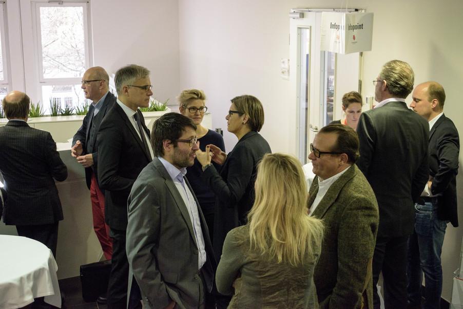 Bild 45 | Eröffnung APA-Pressezentrum
