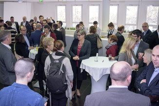 Bild 46 | Eröffnung APA-Pressezentrum