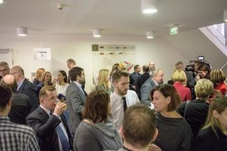 Bild 47 | Eröffnung APA-Pressezentrum
