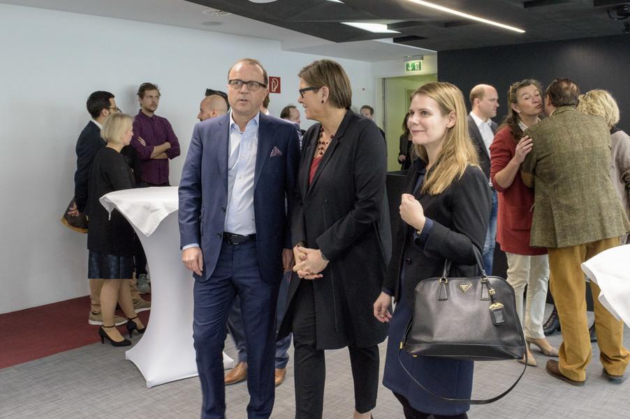 Bild 26 | Eröffnung APA-Pressezentrum