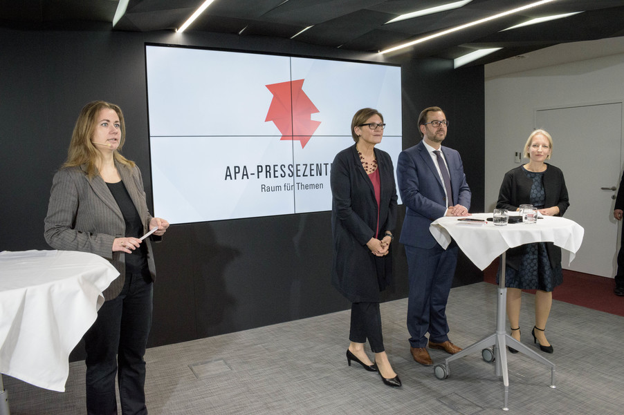 Bild 3 | APA-Pressezentrum-Eröffnung