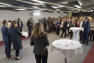 Bild 5 | Eröffnung APA-Pressezentrum