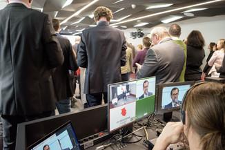 Bild 11 | Eröffnung APA-Pressezentrum