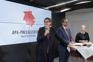 Bild 4 | Eröffnung APA-Pressezentrum