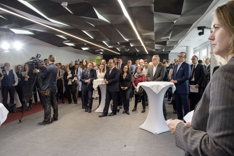 Bild 12 | Eröffnung APA-Pressezentrum