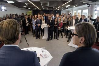 Bild 10 | Eröffnung APA-Pressezentrum