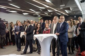 Bild 7 | Eröffnung APA-Pressezentrum