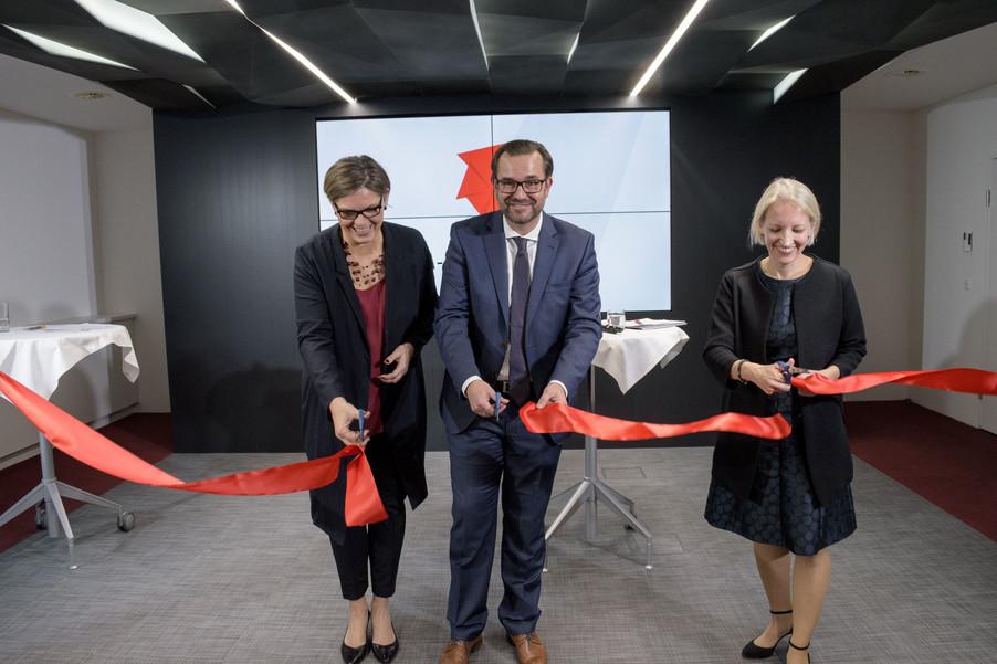 Bild 16 | Eröffnung APA-Pressezentrum