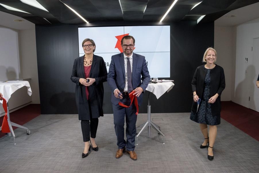 Bild 17 | Eröffnung APA-Pressezentrum