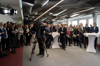 Bild 6 | Eröffnung APA-Pressezentrum