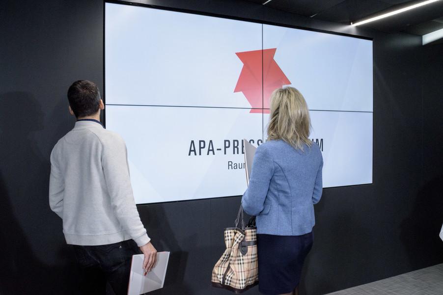 Bild 25 | Eröffnung APA-Pressezentrum