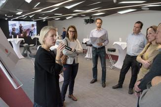 Bild 27 | Eröffnung APA-Pressezentrum
