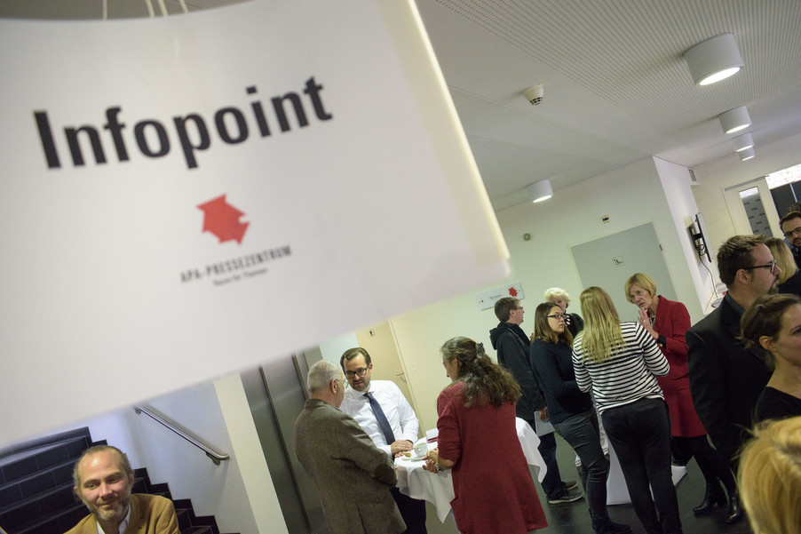 Bild 50 | Eröffnung APA-Pressezentrum