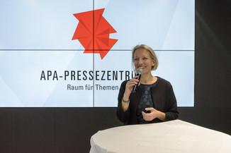 Bild 9 | Eröffnung APA-Pressezentrum