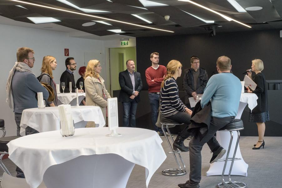Bild 28 | Eröffnung APA-Pressezentrum
