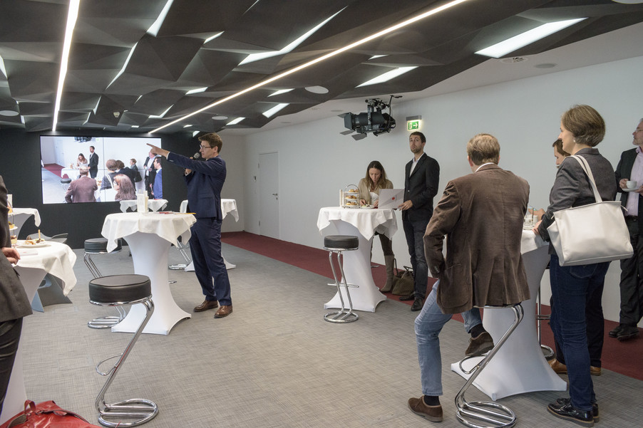 Bild 36 | Eröffnung APA-Pressezentrum