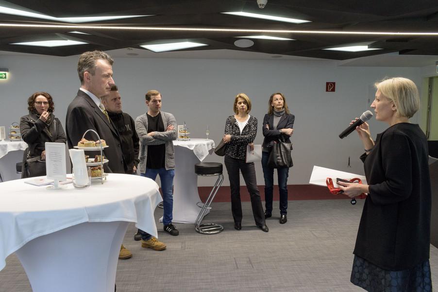 Bild 32 | Eröffnung APA-Pressezentrum