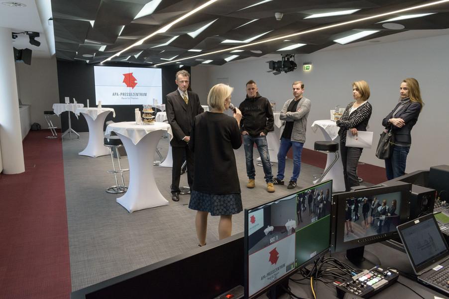 Bild 34 | APA-Pressezentrum-Eröffnung