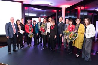Bild 1 | Verleihung des Staatspreises für Erwachsenenbildung 2017