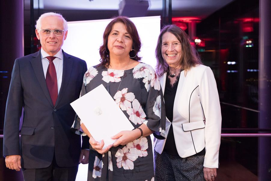 Bild 65 | Verleihung des Staatspreises für Erwachsenenbildung 2017