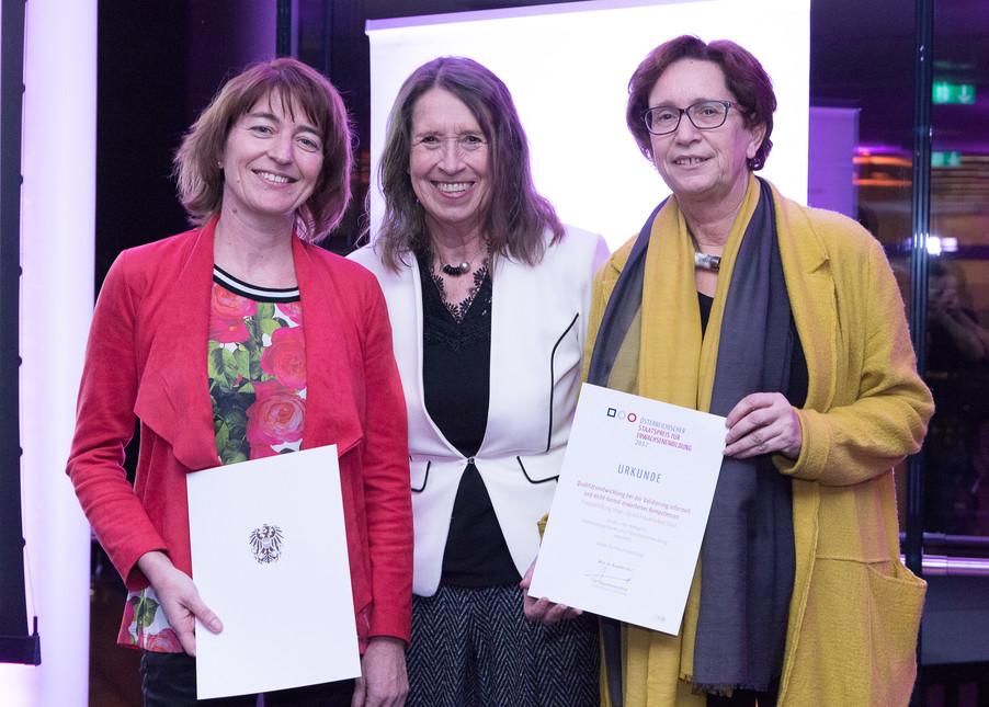 Bild 68 | Verleihung des Staatspreises für Erwachsenenbildung 2017
