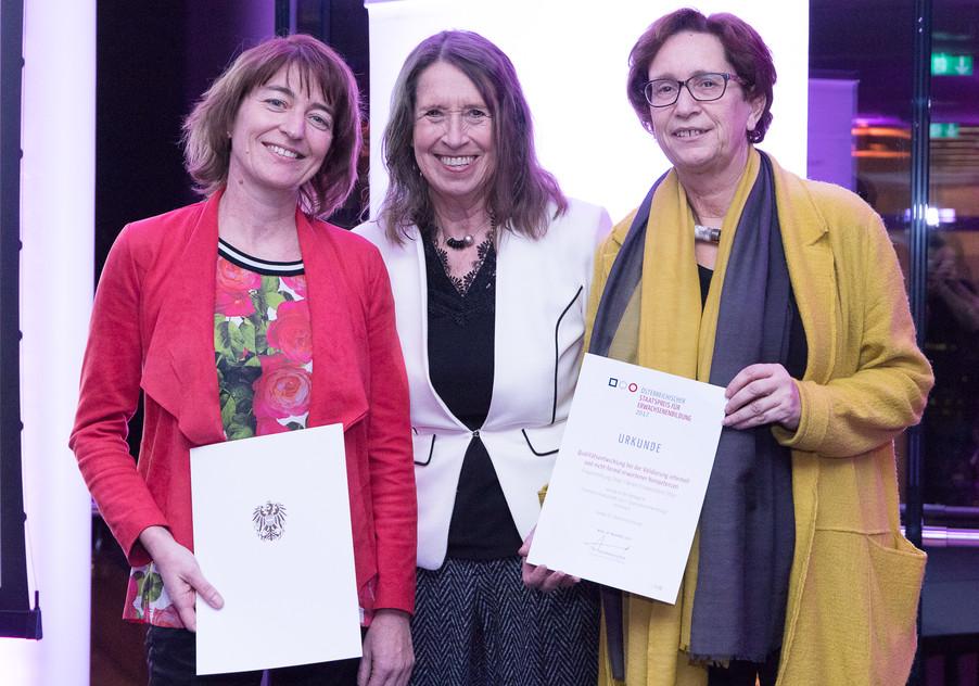 Bild 69 | Verleihung des Staatspreises für Erwachsenenbildung 2017