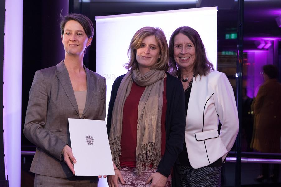Bild 72 | Verleihung des Staatspreises für Erwachsenenbildung 2017
