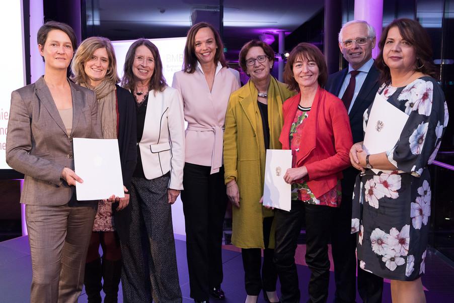 Bild 73 | Verleihung des Staatspreises für Erwachsenenbildung 2017