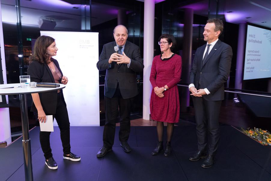 Bild 92 | Verleihung des Staatspreises für Erwachsenenbildung 2017