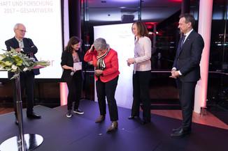 Bild 104 | Verleihung des Staatspreises für Erwachsenenbildung 2017