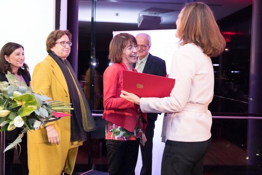 Bild 113 | Verleihung des Staatspreises für Erwachsenenbildung 2017
