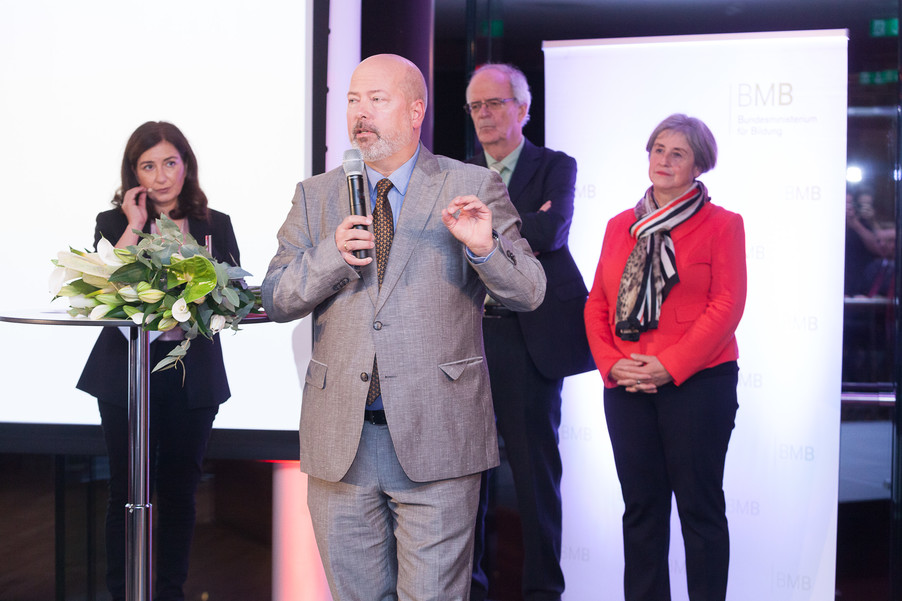 Bild 116 | Verleihung des Staatspreises für Erwachsenenbildung 2017