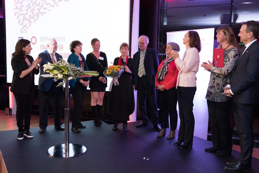 Bild 130 | Verleihung des Staatspreises für Erwachsenenbildung 2017