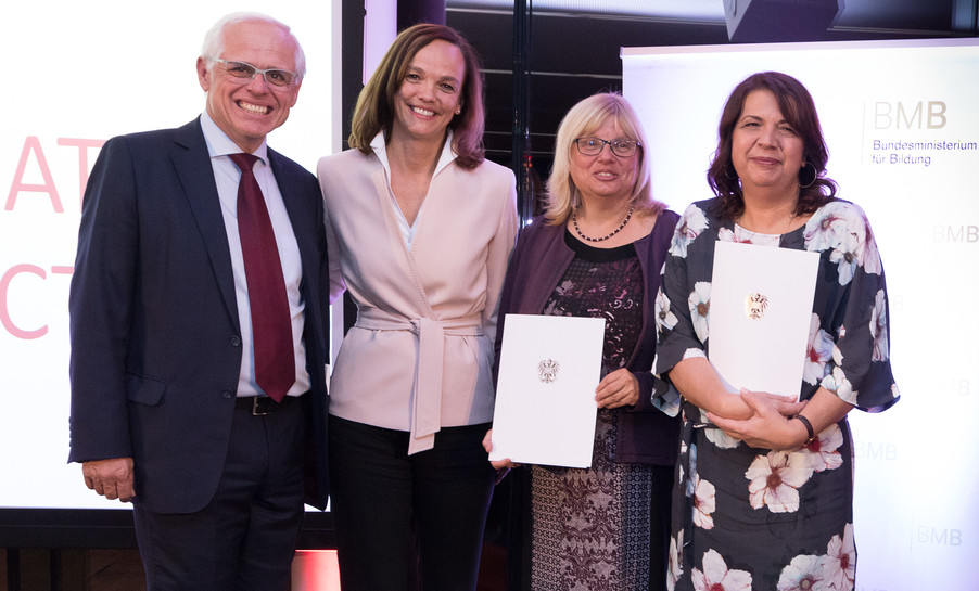 Bild 142 | Verleihung des Staatspreises für Erwachsenenbildung 2017