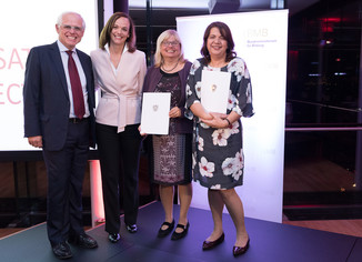 Bild 143 | Verleihung des Staatspreises für Erwachsenenbildung 2017