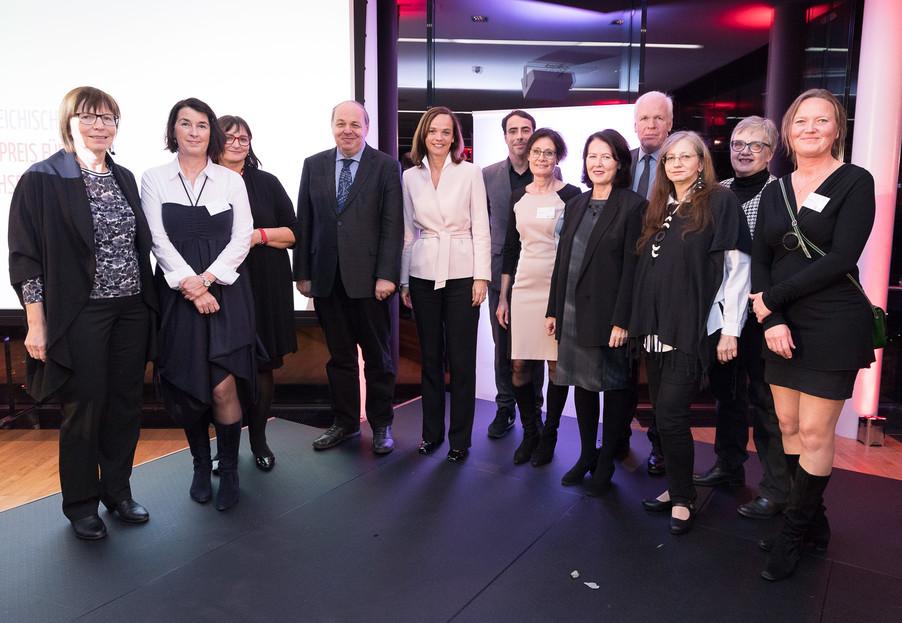 Bild 155 | Verleihung des Staatspreises für Erwachsenenbildung 2017