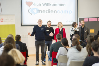 Bild 1 | Mediencamp 2017