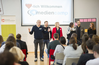 Bild 2 | Mediencamp 2017