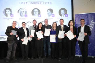 Bild 26 | Journalisten des Jahres 2017