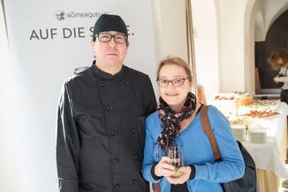 Bild 5 | Fototermin der Wiener Restaurantwoche