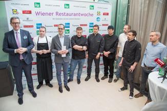 Bild 9 | Fototermin der Wiener Restaurantwoche