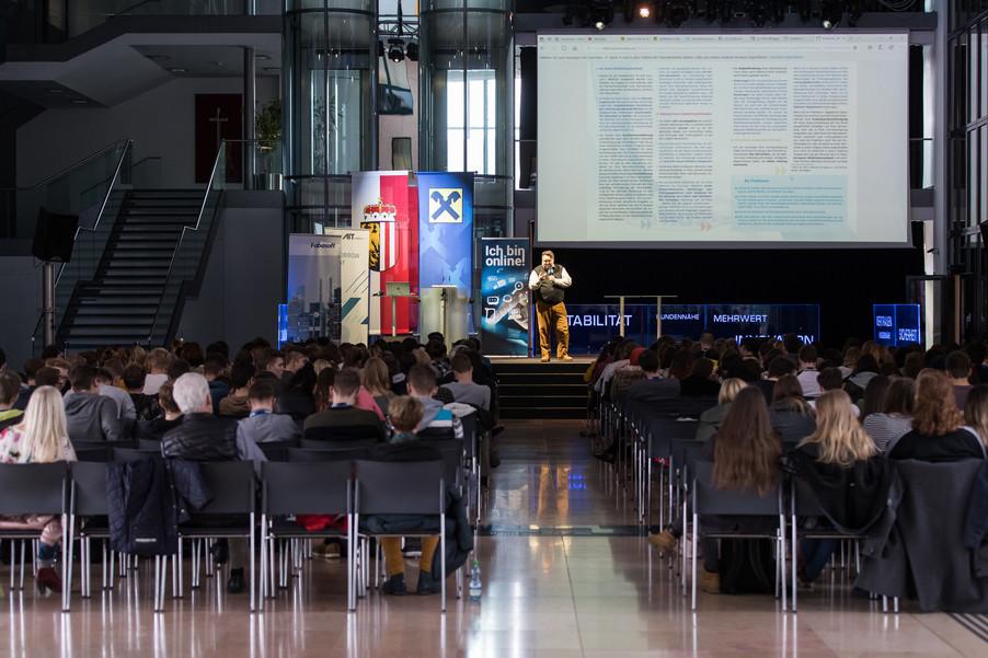 Bild 49 | Ich bin online! SchülerInnenkonferenz