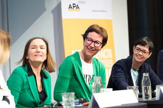 Bild 52   APA-DeFacto-BusinessBreakfast: Catch the wave – Botschaften platzieren mit Agenda-Surfing