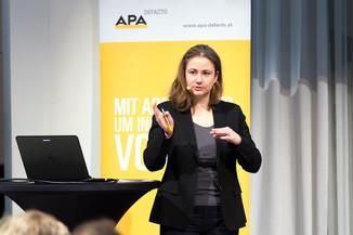 Bild 54   APA-DeFacto-BusinessBreakfast: Catch the wave – Botschaften platzieren mit Agenda-Surfing